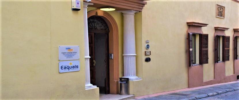 Maltalinguaの入り口