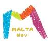 マルタ留学専門エージェントmalta-navi.comのロゴ