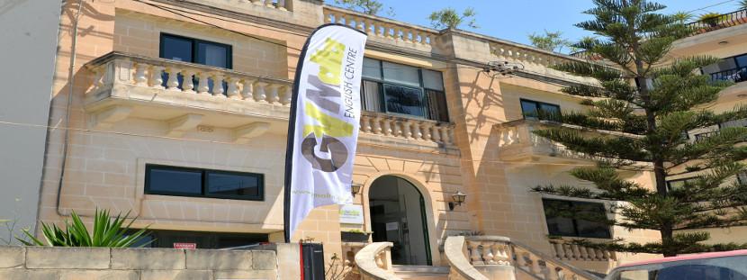 GV Malta校舎外観