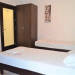 マルタ留学-English Language Academyの学校アパートメント-シェアベッドルーム例