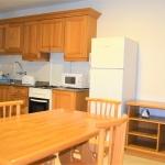 マルタ留学-English Language Academyの学校アパートメント-キッチン例