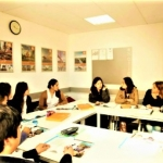 EC Maltaのグループレッスン