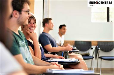 Eurocentres Maltaのグループレッスン