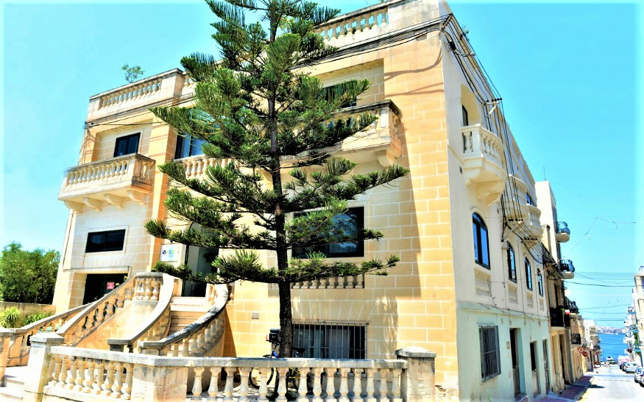 GV Maltaの校舎外観