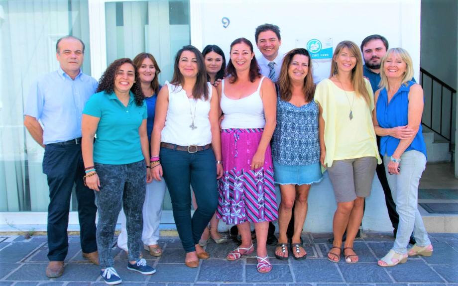 マルタの人気語学学校English Language Academyの教師陣