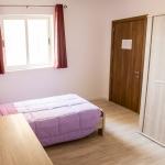 Maltalingua校シェアアパートメント-ベッドルーム例