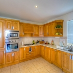 Maltalingua校シェアアパートメント-キッチン例