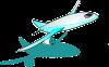 飛行機のイメージ画像