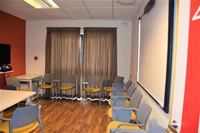 Clubclass Maltaの教室