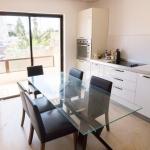 EC Malta校アパートメント-キッチン例