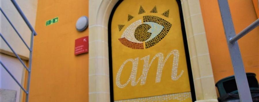 マルタの人気語学学校AM Language Studioのロゴ