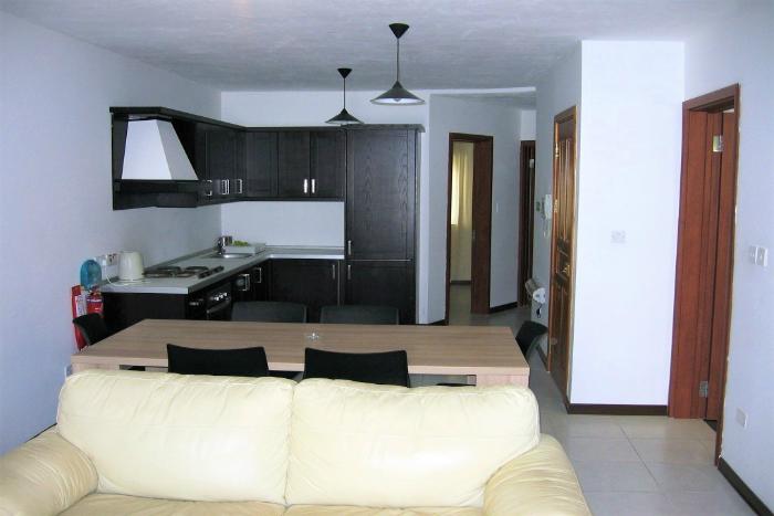 マルタの人気語学学校AM Language StudioのRegular Apartmentの様子