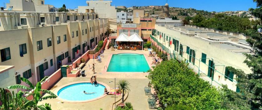 マルタの人気語学学校Malta University Language Schoolの校舎