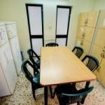 Malta University Language School-Town House Apartmentダイニングルーム例