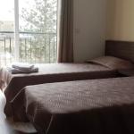 マルタ留学-AM Language Studio-スイートシェアアパートメントベッドルーム例