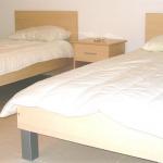 マルタ留学-AM Language Studioレギュラーシェアアパートメントベッドルーム例