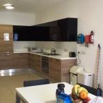 マルタ留学-AM Language Studio-スイートシェアアパートメントキッチン例