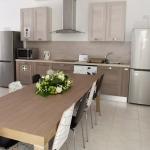 GV Malta校Hortensiaキッチン&ダイニングルーム例