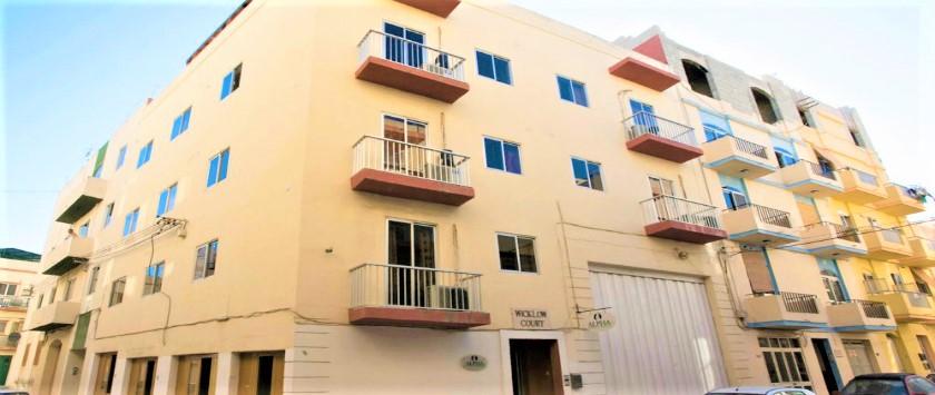マルタの人気語学学校Alpha School of Englishの校舎外観