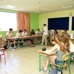 GV Maltaマルタサマースクールレッスン風景6