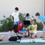 GV Maltaマルタサマースクールグループプロジェクト風景2