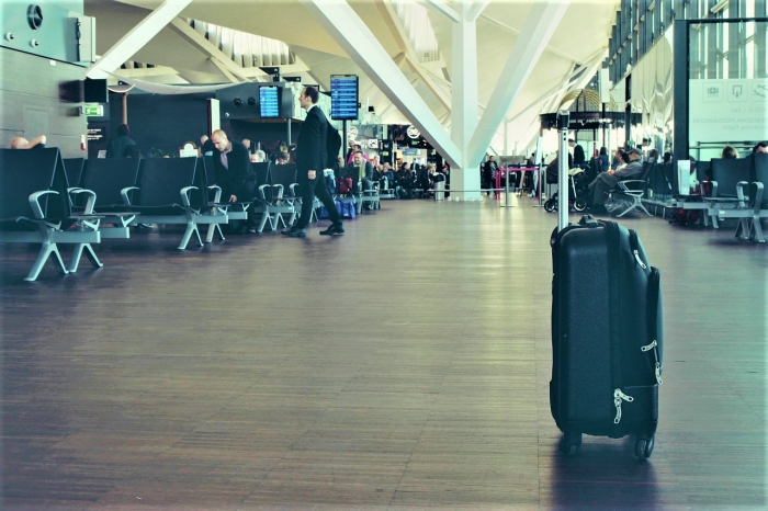 マルタ留学へ向かうトランジットの様子