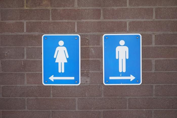 トイレのロゴ