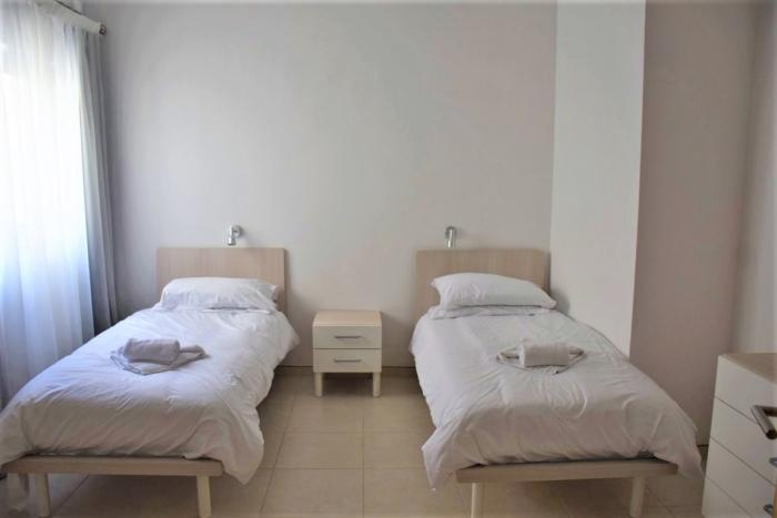 マルタ留学の学校アパートメント例