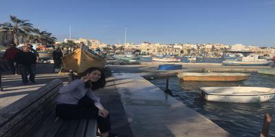 マルタナビドットコムよりACE English Malta校へマルタ留学をした生徒様