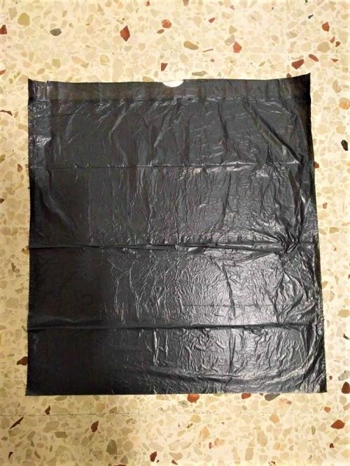 マルタ留学生活中に使用する一般ごみ用の袋