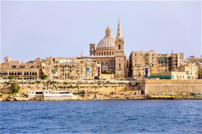 マルタ留学の根強い人気エリアValletta
