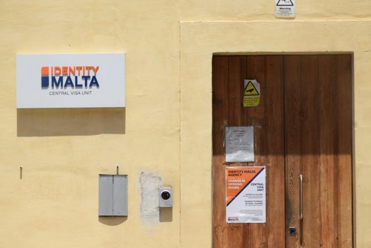 マルタ留学の旧学生ビザ申請場所