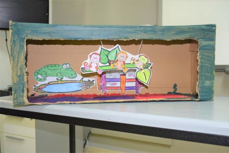 マルタ親子留学人気校GV Maltaのジュニア生徒の作品