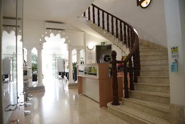 マルタ親子留学人気校GV Maltaの校内の様子