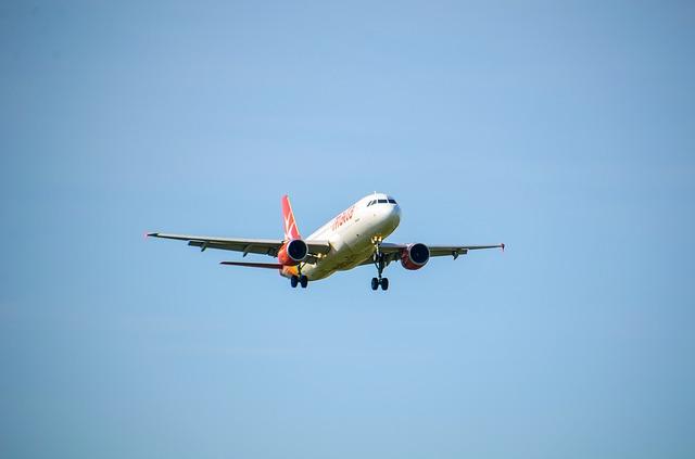 マルタ留学で人気の航空会社Air Maltaの飛行機