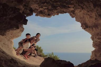 マルタ家族留学中の週末の様子