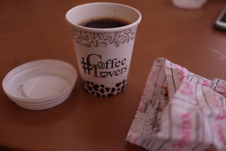 マルタの美味しいコーヒーとスイーツ